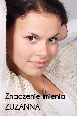 Znaczenie imienia Zuzanna